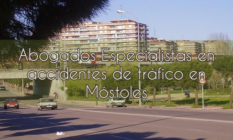 Abogados especialistas en accidentes de tráfico en Móstoles