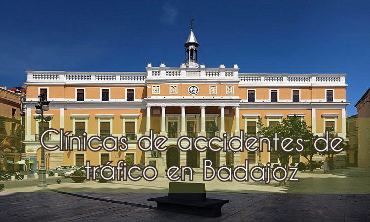 Clínicas de Accidente  en Badajoz
