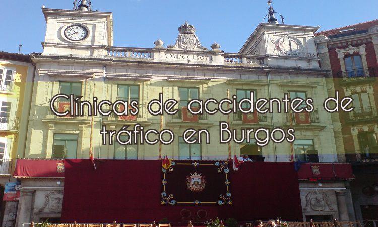 Clínicas de Accidente  en Burgos
