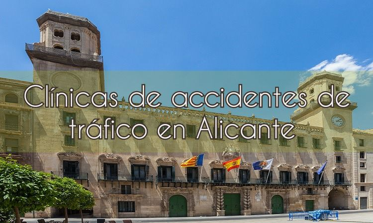Clínicas de Accidentes en Alicante