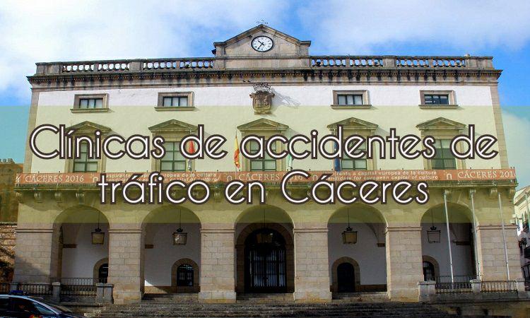 Clínicas de Accidentes en Cáceres