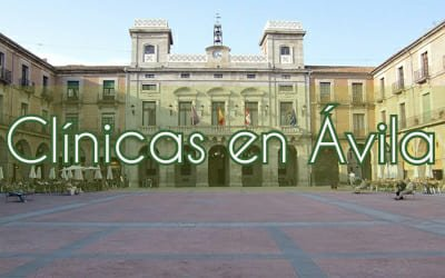 Clínicas de accidentes de tráfico en Ávila