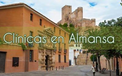 Clínicas de accidentes de tráfico en Almansa