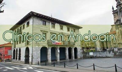Clínicas de accidentes de tráfico en Andoain