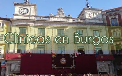 Clínicas de accidentes de tráfico en Burgos