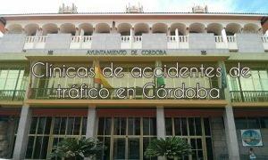 Clínicas de accidentes de tráfico en Córdoba