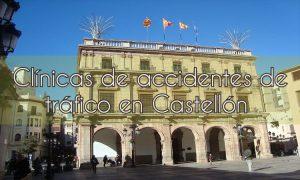 Clínicas de accidentes de tráfico en Castellón