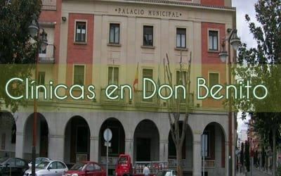 Clínicas de accidentes de tráfico en Don Benito