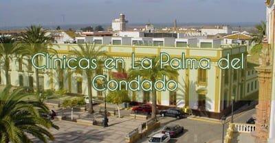 Clínicas de accidentes de tráfico en La Palma del Condado
