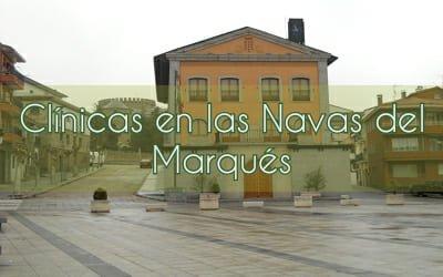 Clínicas de accidentes de tráfico en Las Navas del Marqués
