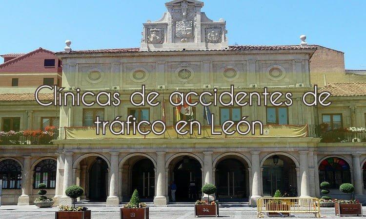 Clínicas de accidentes de tráfico en León