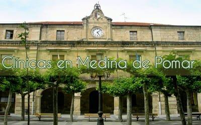 Clínicas de accidentes de tráfico en Medina de Pomar