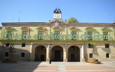 Clínicas de accidentes de tráfico en Miranda de Ebro