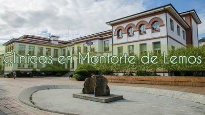 Clínicas de accidentes en Monforte de Lemos