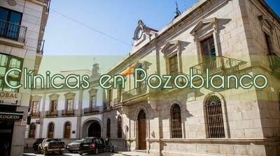Clínicas de accidentes de tráfico en Pozoblanco