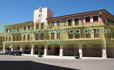 Clínicas de accidentes de tráfico en Valencia de Don Juan