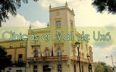 Clínicas de accidentes de tráfico en Vall de Uxó