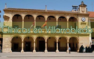 Clínicas de accidentes de tráfico en Villarrobledo