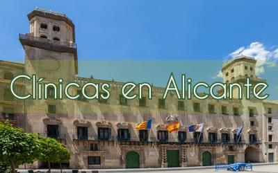 Clínicas de accidentes de tráfico en Alicante