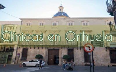Clínicas de accidentes de tráfico en Orihuela