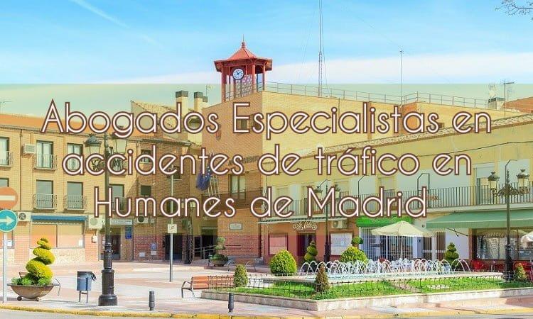 Abogados especialistas en accidentes de tráfico en Humanes de Madrid