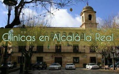 Alcalá la Real clínicas medicas
