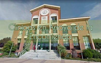 Clínicas de accidentes de tráfico en Arroyo de la Encomienda