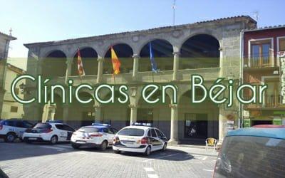 Clínicas de accidentes de tráfico en Béjar