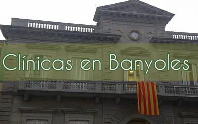 Clínicas de accidentes  en Banyoles