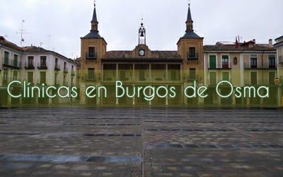 Clínicas de accidentes de tráfico en Burgos de Osma