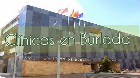 Clínicas de accidentes de tráfico en Burlada