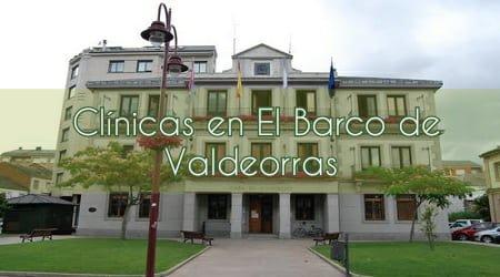 Clínicas de accidentes de tráfico en El Barco de Valdeorras