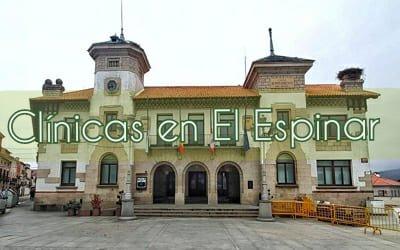 Clínicas de accidentes de tráfico en El Espinar