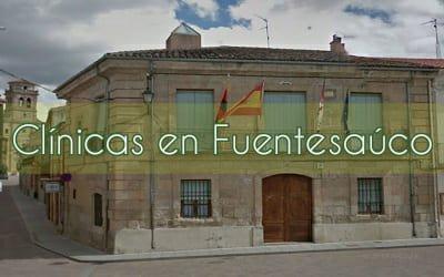 Clínicas de accidentes de tráfico en Fuentesaúco