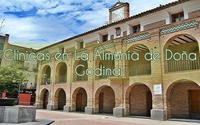 Clínicas de accidentes de tráfico en La Almunia de Doña Godina