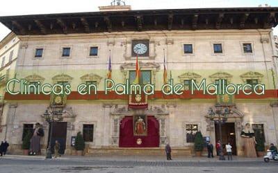 Clínicas en Palma de Mallorca