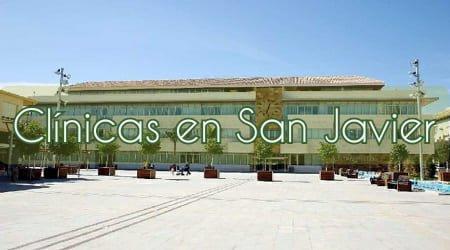 Clínicas de accidentes de tráfico en San Javier