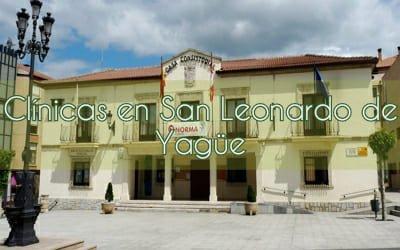 Clínicas de accidentes de tráfico en San Leonardo de Yagüe