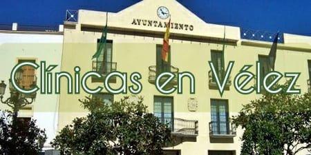 Clínicas de accidentes de tráfico en Vélez