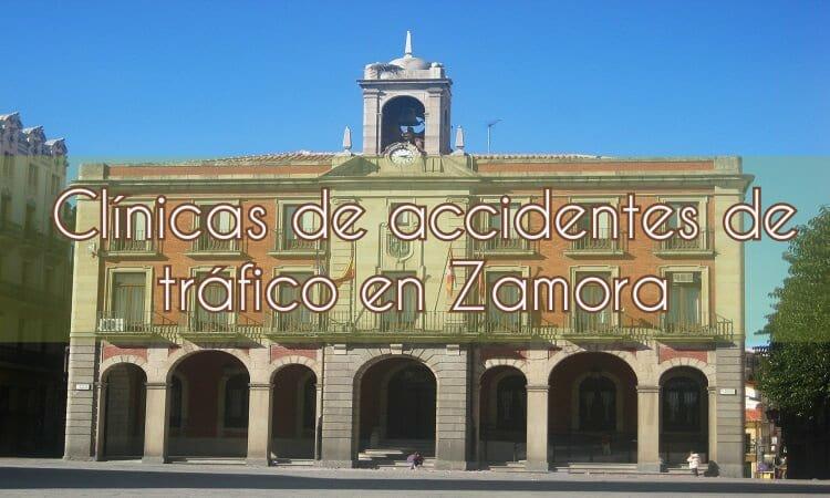 Clínicas de accidentes de tráfico en Zamora