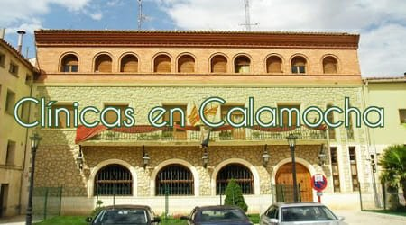 Clinica de accidentes de tráfico en Calamocha