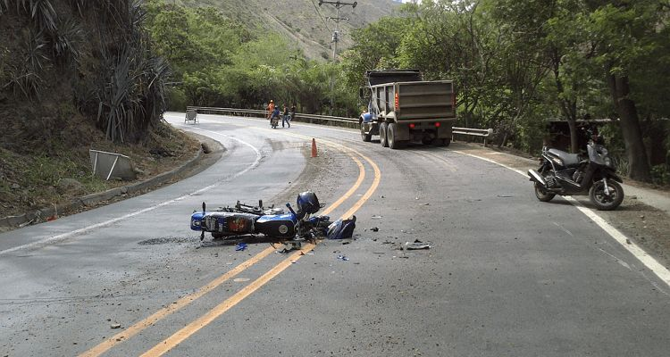 Indemnización por accidente en coche o moto